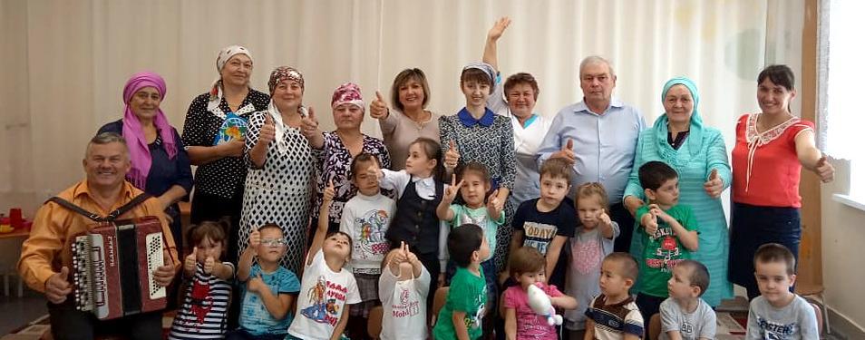 Профсоюзная неделя в детском саду &...